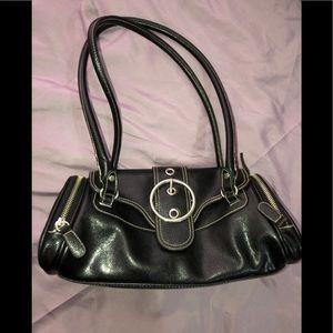 Handbags - BLACK MINI PURSE